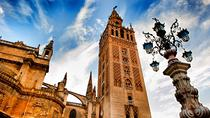 Seville Sightseeing Tour with Guadalquivir River Boat Ride, Seville, City Tours