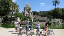 Barcelona 5-Neighborhood Guided E-Bike Tour, Barcelona, Private Sightseeing Tours
