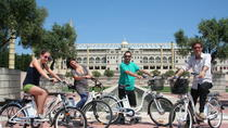 Barcelona Electric Bike Tour Throughout the Monjuic Mountain, Barcelona, City Tours
