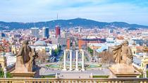 Barcelona Highlights Small Group Half Day Tour with Hotel Pick Up, Barcelona, City Tours