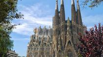 Barcelona Private Tour with Skip-the-Line Access to La Sagrada Familia, Barcelona, Full-day Tours
