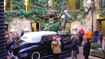 Private Dali Figueres Museum and Pubol Tour From Barcelona, Barcelona, Private Day Trips