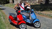 Appian Way Vespa Tour with a driver and hotel pickup and drop-off, Rome, Half-day Tours