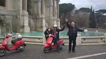 Hills of Ancient Rome Vespa Tour, Rome, Vespa, Scooter & Moped Tours