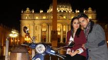 Private Rome by Night Vespa Tour, Rome, Day Trips