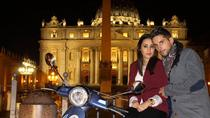 Rom bei Nacht – Private Vespa-Tour, Rome, Vespa, Scooter & Moped Tours