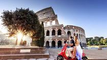 Rome In a Day Private Vespa Tour (Full day tour with lunch break), Rome, Full-day Tours