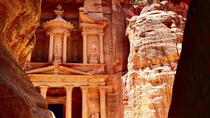 5-Day Jordan and Egypt: Petra and Giza Pyramids from Tel Aviv, Eilat, Multi-day Tours
