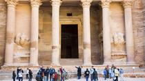 Petra 1 Day Tour from Aqaba Jordan, Aqaba