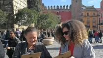 Learn Spanish Seville Santa Cruz Walking Tour, Seville, Spanish Lessons