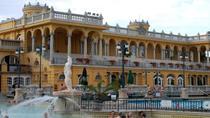 tour di lusso di una giornata con limousine champagne e centro termale a budapest