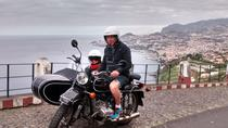 Funchal Old Town, East Old Roads and Garajau Village Sidecar Tour, Funchal, Sidecar Tours