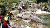 Cetina River Canyoning Tour from Split, Split, Climbing