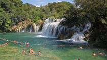 Krka Waterfalls and Sibenik Tour from Split or Trogir, Split, Day Trips