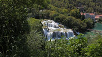 Private Krka Waterfalls and Sibenik Tour from Split or Trogir, Split, Day Trips