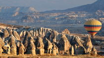 2 Days Cappadocia Small Group Tour From Istanbul by Flight with Optional Balloon Flight, Istanbul, ...
