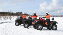 Reykjavik Quad Bike Tour Double Rider, Reykjavik, Bike & Mountain Bike Tours