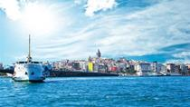 Bosphorus Cruise and Golden Horn Tour Including Cable Car from Istanbul, Istanbul, Day Cruises