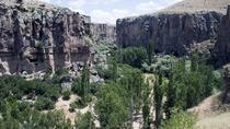 Ihlara Valley and Derinkuyu Underground City Tour, Cappadocia, Hiking & Camping