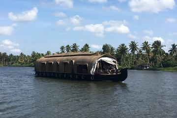 Private Backwater Tour - Day Cruise with Lunch on Kerala Houseboat with transfers