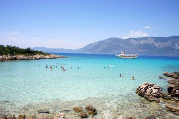 Akyaka Tour with Cleopatra Island...