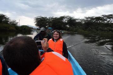 Born Free, Lake Naivasha Day from Nairobi with optional Crescent Island
