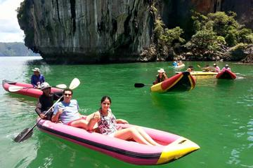Day-Trip to James Bond Island by Premium Speedboat from Phuket