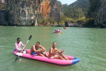 Day-Trip to James Bond Island by Speedboat from Phuket