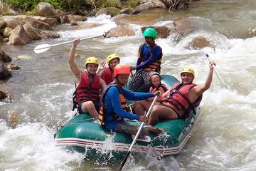 White Water Rafting with Adventure Activities from Phuket Including...