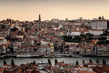 Porto Tour with Wine Tasting or River Cruise