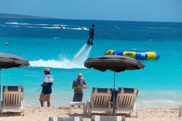 Excursión por la costa: Aventura en la playa Orient y la playa Maho