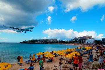 Excursion en bord de mer à Saint-Martin: plages et shopping à Marigot