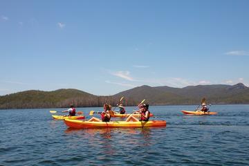 Balade en kayak et à pied vers Hinze Dam au départ de la Côte d'Or