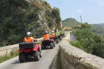 Half-Day Rethymno Quad Safari