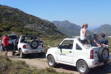 Safari en Jeep en Crète