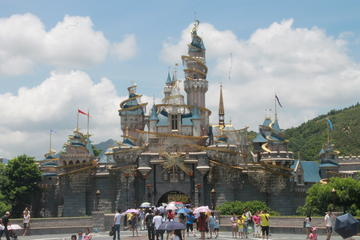Hong Kong Disneyland Admission Ticket