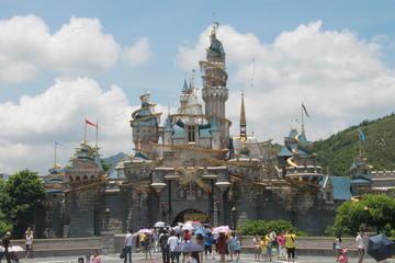 Ingresso para a Disneyland de Hong Kong