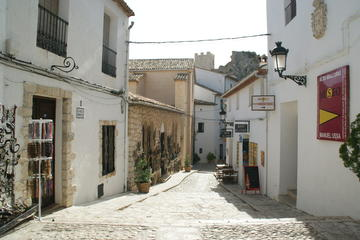 Guadalest Lost Valley and Altea from...