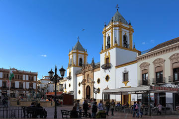 Andalusian Highlights: 5-Night Guided Tour from Madrid