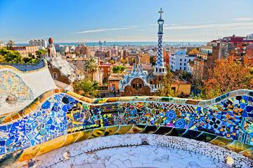 Arte e architettura di Barcellona: tour a piedi guidato di mezza