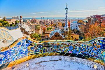 Arte e arquitetura de Barcelona: Excursão a pé de meio dia guiada