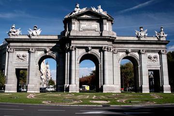 Besichtigungstour in Madrid mit dem Bus, optional mit Besuch des...