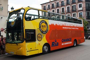 Madrid in autobus tour panoramico