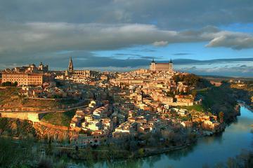 Toledo in Ihrem eigenen Tempo ab Madrid