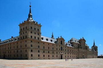 Tur fra Madrid til El Escorial og Valle de los Caidos (De falnes dal...