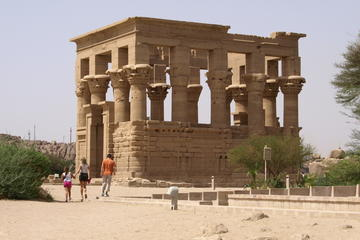 Aswan Philae Temple and High Dam Half-Day Tour