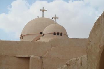 Excursion privée d'une journée aux monastères de Wadi El-Natrun au...