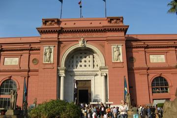 Musée égyptien du Caire: visite guidée privée