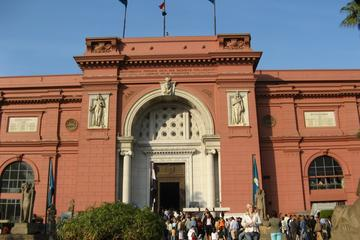 Museo Egipcio de El Cairo: Visita guiada privada