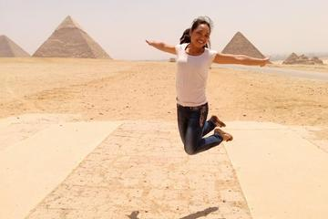 Private Two-Day Combination Tour Giza and Cairo